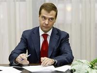 Медведев упростит жизнь политическим партиям