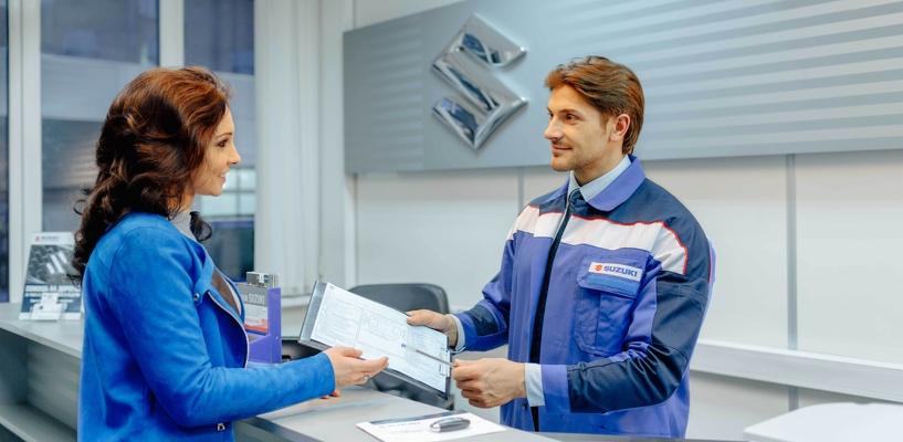 Дилеры Suzuki вошли в топ-3 по индексу удовлетворённости обслуживания