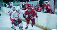 Тамбовчане проиграли ростовским хоккеистам на выезде