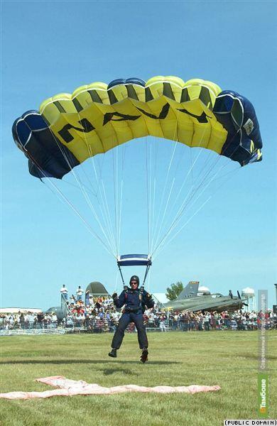 Тамбовчанин «бронзово приземлился» на Международном парашютном чемпионате