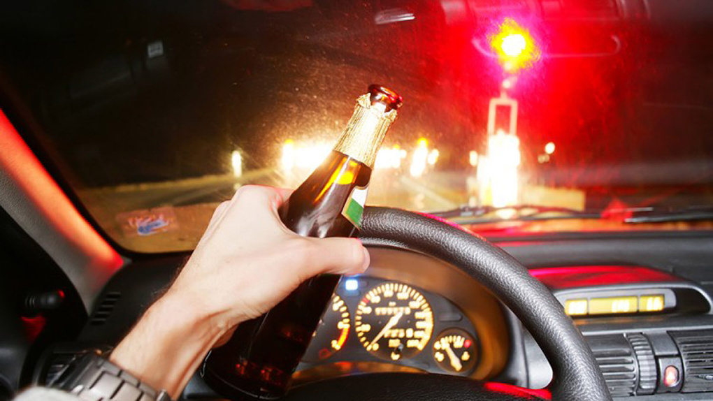 В Тамбовской области за сутки поймали 6 пьяных водителей