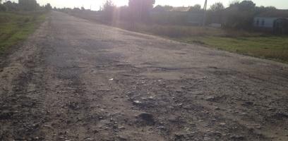 Мучкапский район попал в топ-10 на «Карте убитых дорог»