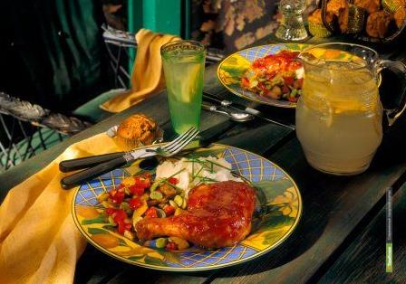 За весеннее настроение тамбовчан накормят романтическим ужином