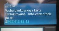 Столичные мошенники «развели» тамбовчанку на 45 тысяч рублей