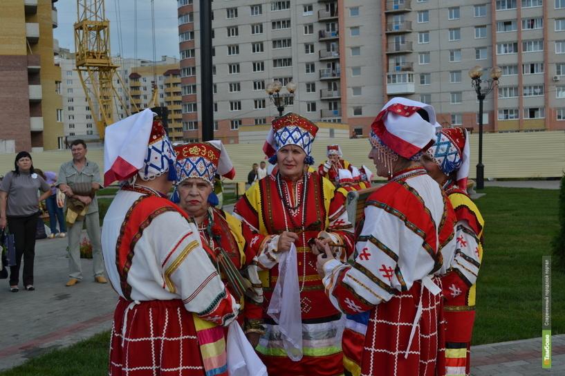 В будущей школе «Сколково-Тамбов» проведут ярмарку