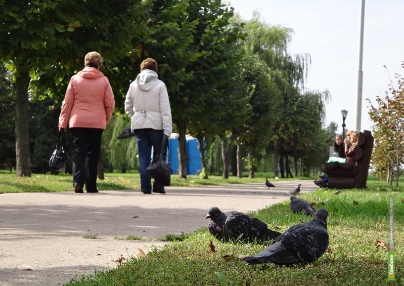 Тамбовчан снова ждут дождливые выходные