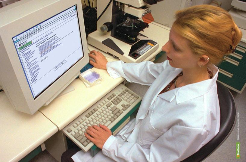 В Тамбове теперь можно записаться на прием к врачу через Интернет
