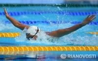 В субботу россияне завоевали пять золотых медалей на Универсиаде