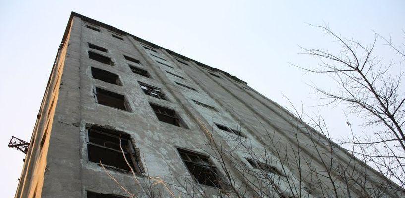 Администрация Тамбова приобрела в собственность здание печально известного элеватора