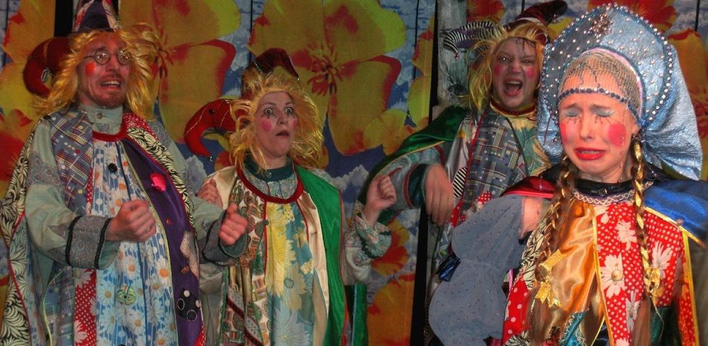 Актёры из Костромы отыграют на тамбовской сцене пять спектаклей