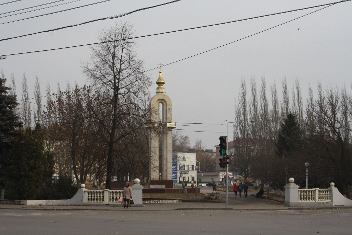 В Мичуринске ко Дню Победы установят мемориал героям
