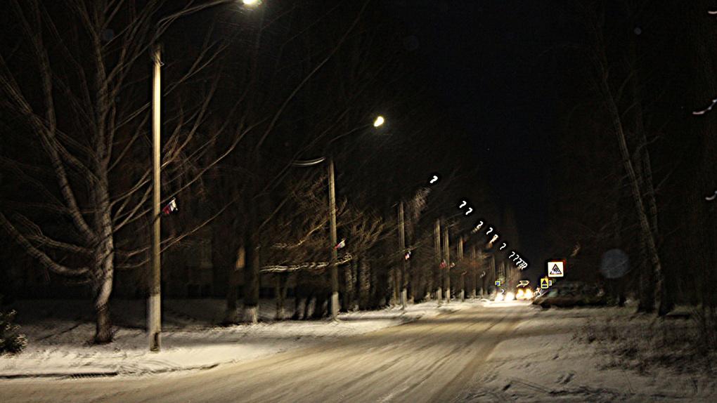 Тамбовская область заняла седьмое место в рейтинге энергоэффективности уличного освещения