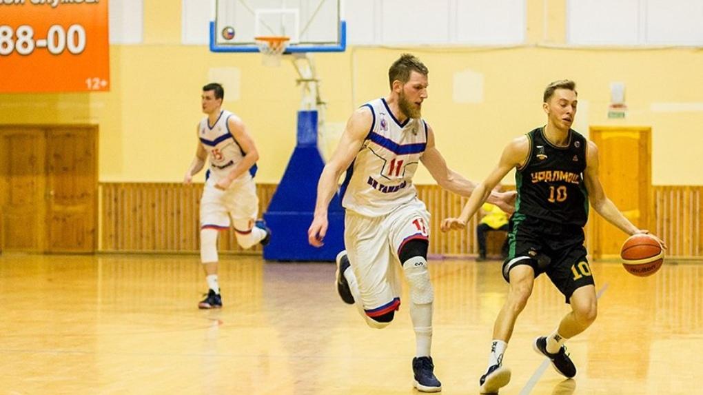 Порадовали болельщиков: БК «Тамбов» прервал серию без побед