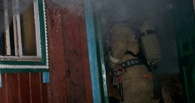 В результате пожара в Мучкапском районе погиб мужчина