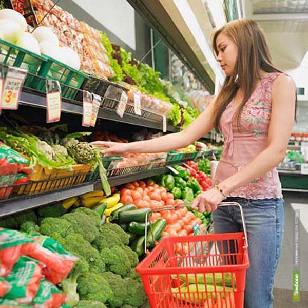 Власти проверят качество продуктов в тамбовских гипермаркетах