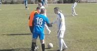 Тамбовские футболисты сыграли вничью с «Волгой» из Твери