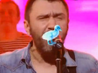 НТВ «запикало» Медведева и Путина в песне Шнура