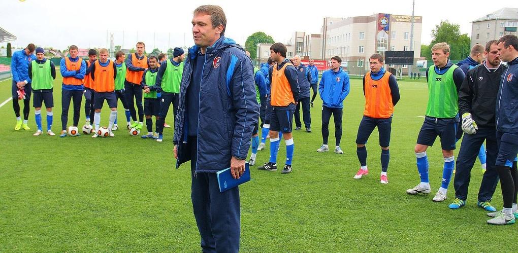 Импульс к победному настрою: ФК «Тамбов» зовёт на открытую тренировку