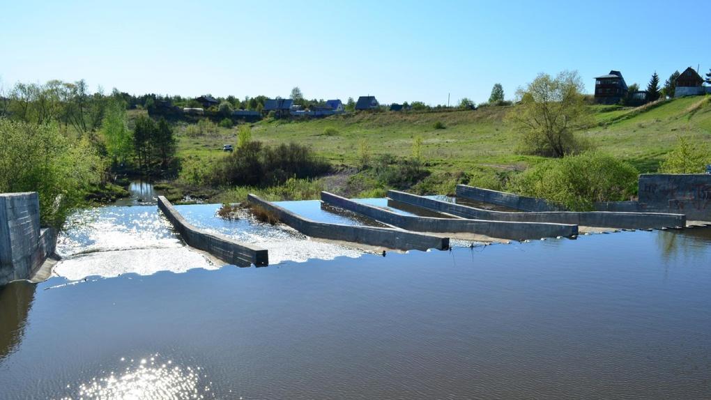 Вместе с плотиной в Пичаевском районе появится пляжная зона и современная спортивная площадка