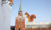 Кремль будет выпускать конфеты «Кремлевская белочка»