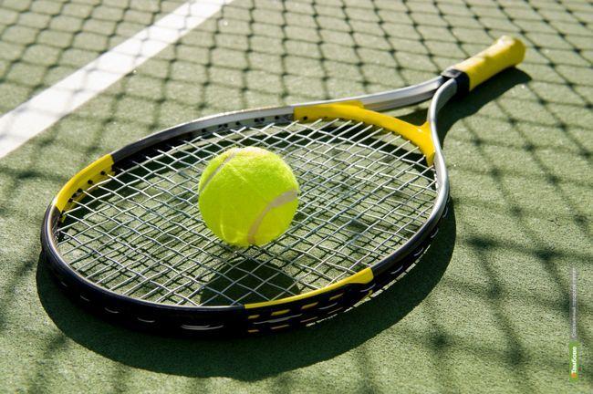 В Тамбов съехались теннисисты со всей страны