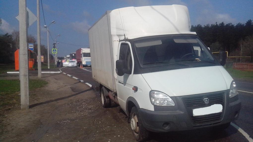 На Тамбовщине «ГАЗель» сбила 11-летнего мальчика на пешеходном переходе