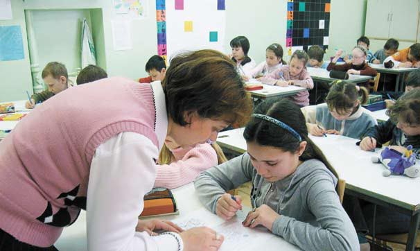 В прошлом году школы города заработали на платных услугах 45 миллионов рублей