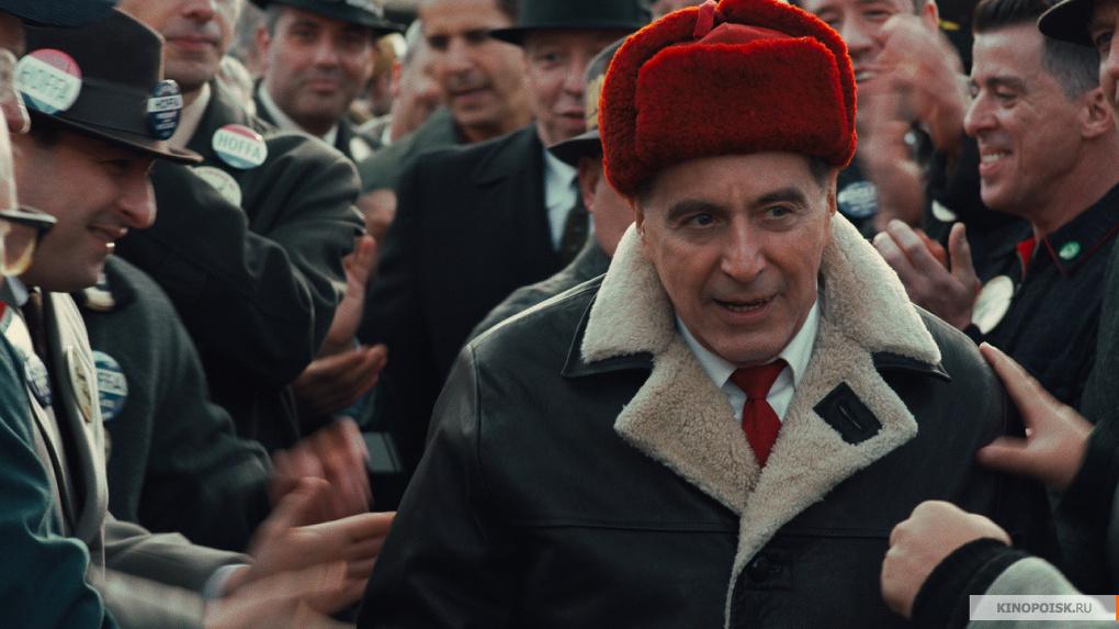 Это мой профсоюз! Скорсезе омолодил Де Ниро, Пачино, Пеши и снял «Ирландца». Почему это лучший фильм года