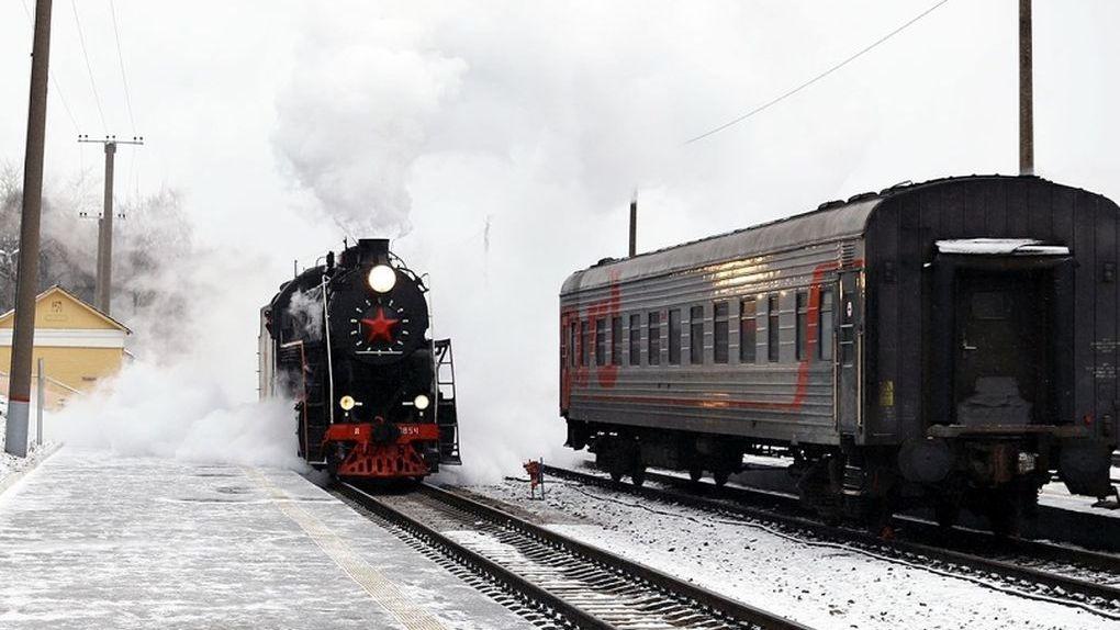 В Моршанске хотят сделать памятник из настоящего паровоза