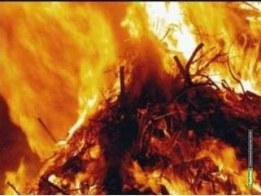 На Тамбовщине произошли два пожара