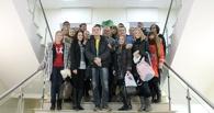 Занятие «Школы PR со вкусом» в Тамбовском отделении Сбербанка