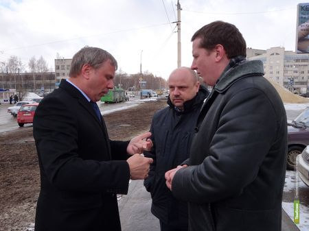 Глава администрации Тамбова «добавил» дорожникам после губернатора