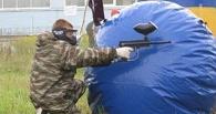 Пейнтбольная площадка Мичуринска примет первые крупные соревнования