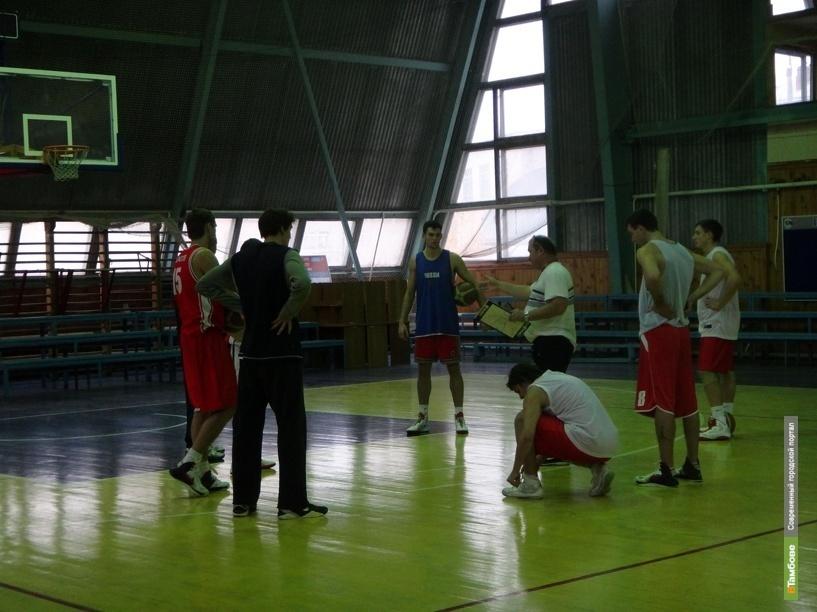 В Тамбове подвели итоги баскетбольного сезона