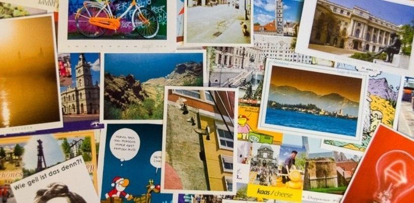 Карточка с изображением Рассказово пополнит коллекцию музеев открыток в Праге, Москве и Санкт-Петербурга