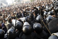 От беспорядков в Каире пострадало 520 человек