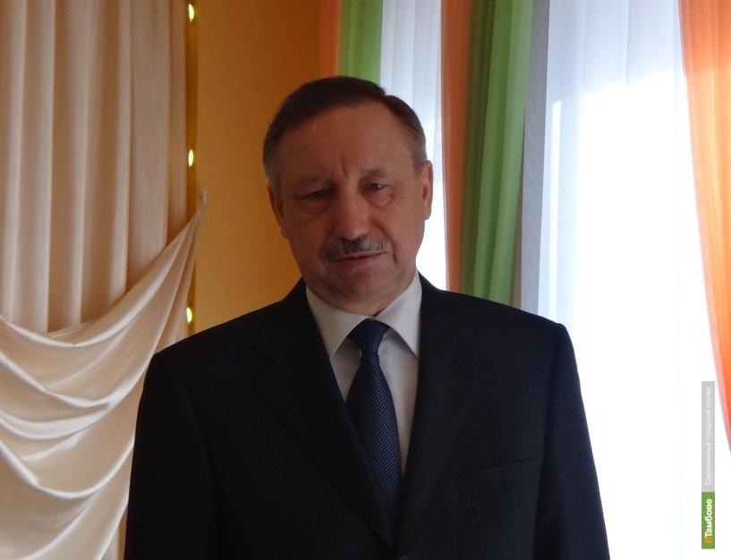 Александр Беглов побывал в «Изумрудном городе»