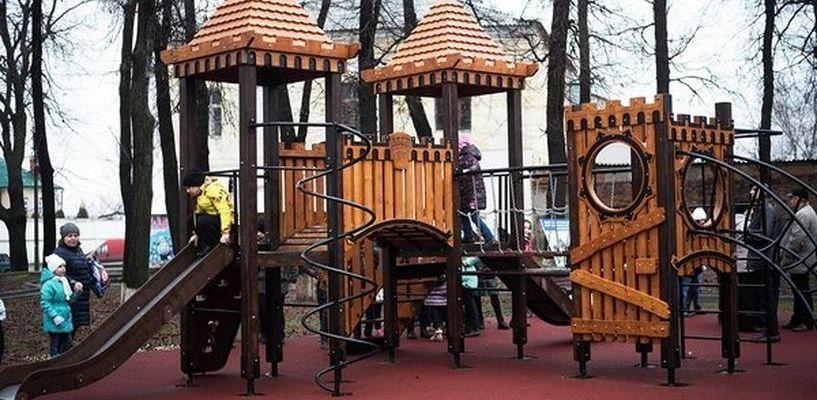 Парки в малых городах достроили раньше срока