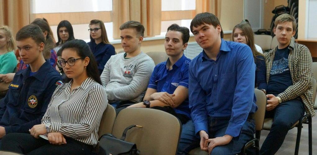 Студенты Тамбовского филиала РАНХиГС приняли участие в обучающем семинаре
