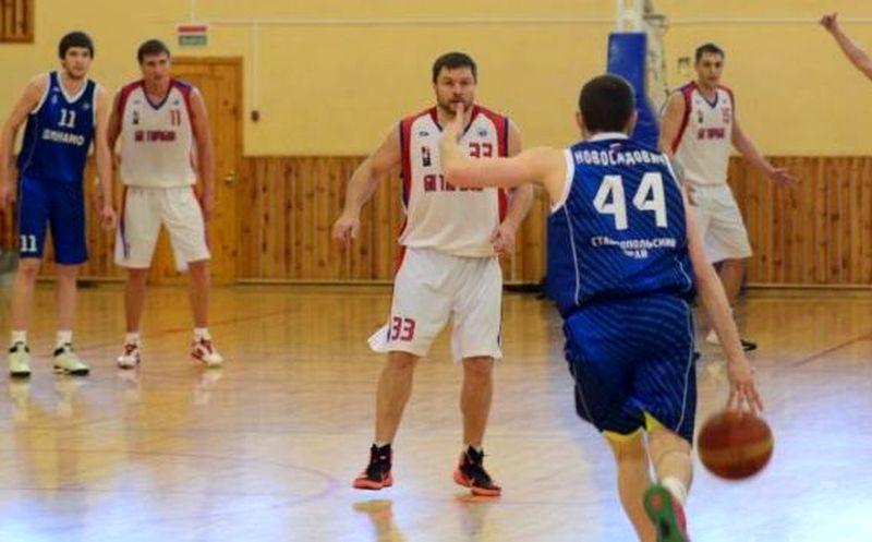 БК «Тамбов» взял реванш у команды из Ставрополя