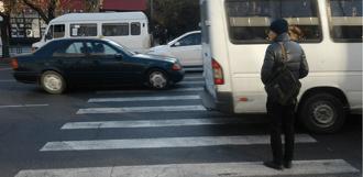 Госдума увеличила размер штрафа за отказ водителя пропустить пешехода