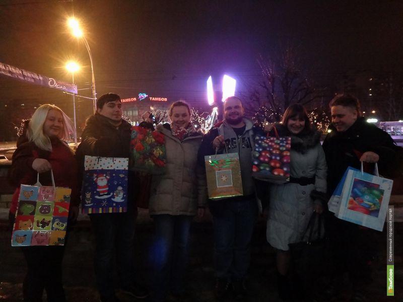 Блогеры ВТамбове.ру получили по заслугам!