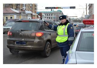 Автоинспекторы призывают тамбовчан «сдавать» пьяных водителей