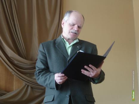 Юрий Томилин перевоплотится в «Повелителя букв»