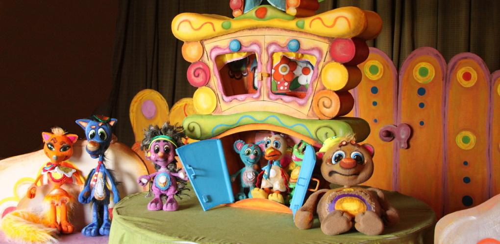 Театр кукол приготовил новый спектакль для маленьких тамбовчан