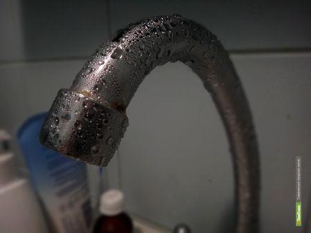 В Тамбове начнутся веерные отключения горячей воды