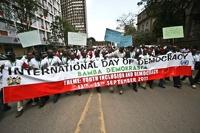 Сегодня во всем мире отмечают Международный день демократии