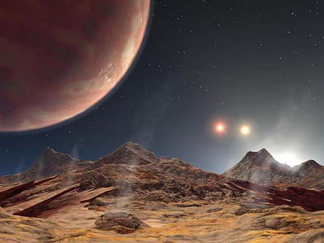 Ученые зафиксировали сигнал с обитаемой планеты