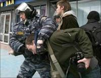 Путина попросили ужесточить ответственность за неповиновение полиции