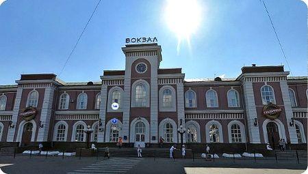 Ремонт железнодорожного вокзала в Тамбове оценен в 260 миллионов рублей